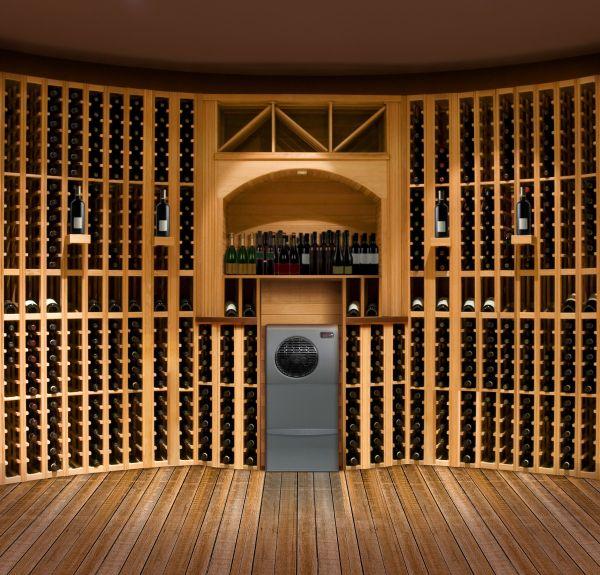 Klimagerät für den Weinkeller bis 50m³ - WineMaster IN50