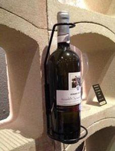 Flaschenhalter für Bloc Cellier