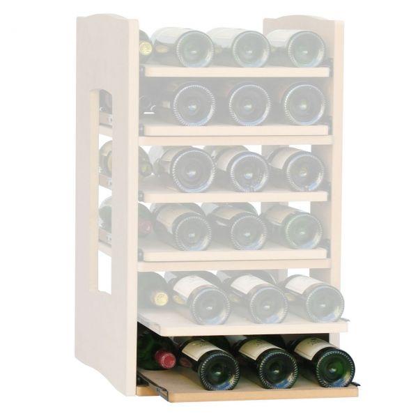 Cavicave Gleitregal für 6 Flaschen