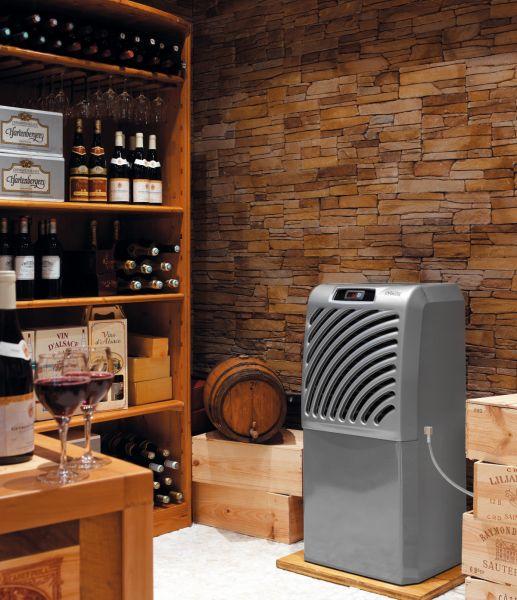 Klimagerät für Weinkeller bis 100m³ - WineMaster SP100