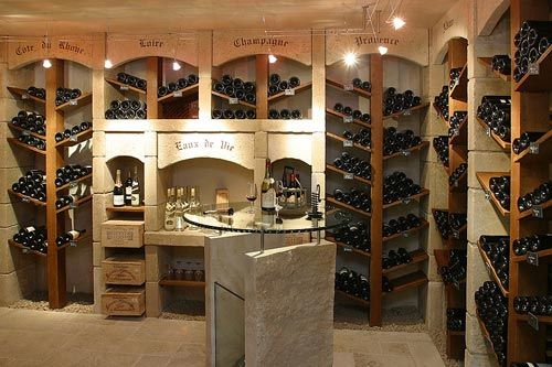Cave de Bourgogne – Das exklusive Konzept für Ihren Weinkeller