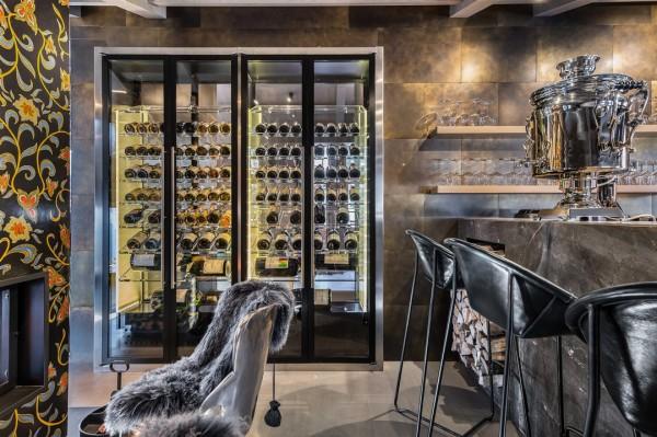 Visiocave, das geräuschlose Wein-Klimasystem passt in jeden Haushalt